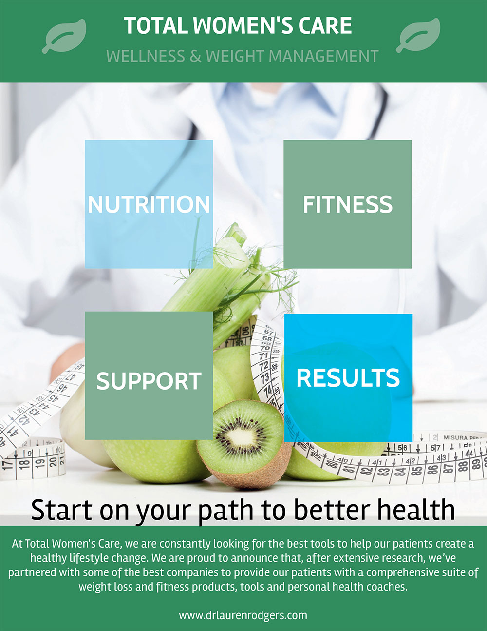 Wellness & Weight Management - Fitness, Nutrition & Support